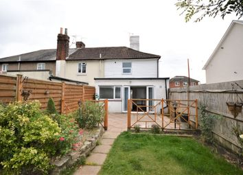 Thumbnail 2 bed terraced house to rent in The Freehold, East Peckham, Tonbridge