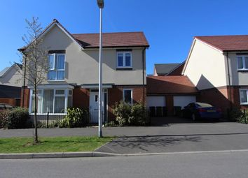 Thumbnail 4 bed detached house for sale in Edison Drive, Rugby