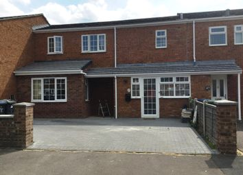 Thumbnail 3 bed terraced house for sale in Lindale, Brownsover, Rugby