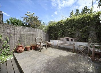 Thumbnail 4 bed terraced house to rent in Brayburne Avenue, Clapham, London