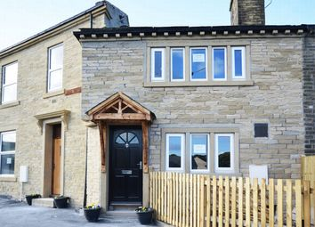 Thumbnail 2 bed cottage for sale in Moor Bottom Road, Halifax, West Yorkshire