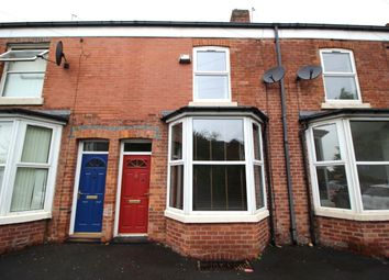 Thumbnail 2 bed terraced house to rent in Hazel Grove, Salford