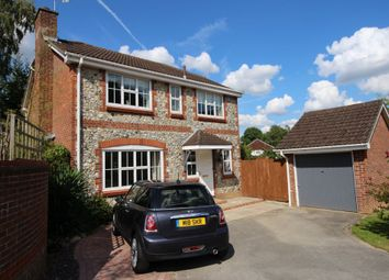 Thumbnail 4 bed detached house for sale in Morley Drive, Bishops Waltham
