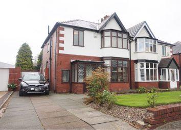 Thumbnail 3 bed semi-detached house for sale in Stapleton Avenue, Heaton, Bolton