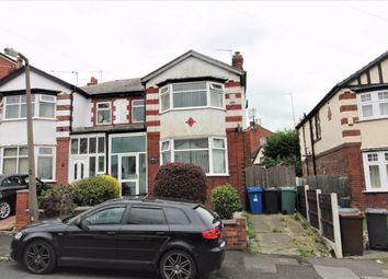 3 bed semi-detached house for sale in Church Drive, Prestwich, Manchester M25