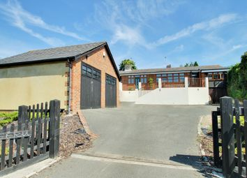 Thumbnail 5 bed detached bungalow for sale in Pescot Avenue, New Barn, New Barn