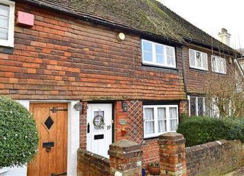 Thumbnail 2 bed terraced house for sale in Chevening Road, Chipstead