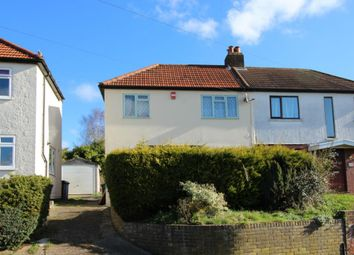 Thumbnail 3 bed semi-detached house for sale in Newport Road, Aldershot