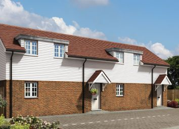 Thumbnail 2 bed semi-detached house for sale in High Street, Rusper, Horsham