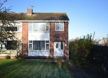 Thumbnail 3 bed semi-detached house for sale in Aberford Road, Stanley, Wakefield