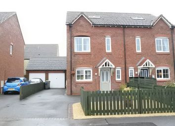 Thumbnail 4 bed semi-detached house for sale in Harriston Road, Aspatria, Wigton