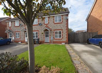 Thumbnail 3 bed town house to rent in Mardale Close, West Bridgford, Nottingham