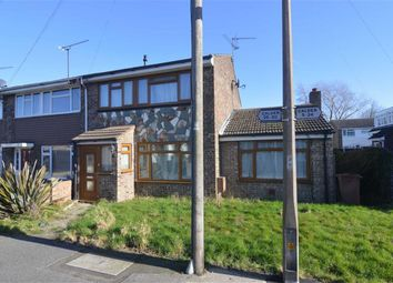 Thumbnail 3 bed end terrace house for sale in Calder, East Tilbury, Essex