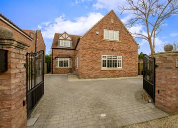 Thumbnail 3 bed detached house for sale in Lindley Road, Finningley, Doncaster