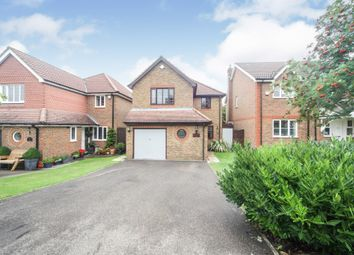 Bishops Field, Aston Clinton, Aylesbury HP22. 4 bed detached house