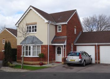 Thumbnail 3 bed link-detached house to rent in Blackthorn Court, Llanharry, Pontyclun
