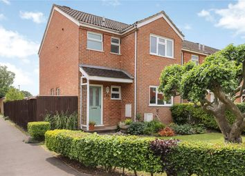 Thumbnail 3 bed end terrace house for sale in Tees Farm Road, Colden Common, Winchester, Hampshire