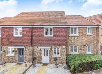 Thumbnail Terraced house for sale in Aldermere Avenue, Cheshunt, Waltham Cross, Hertfordshire