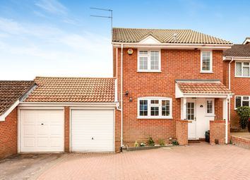 Thumbnail 3 bedroom link-detached house for sale in Felthorpe Close, Lower Earley, Reading