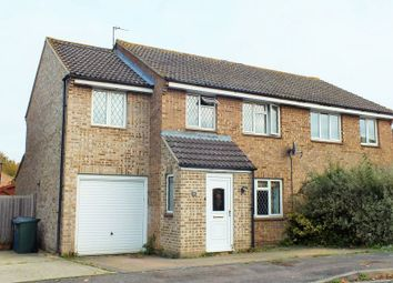 Thumbnail 4 bedroom semi-detached house to rent in Bernard Close, Yarnton, Kidlington