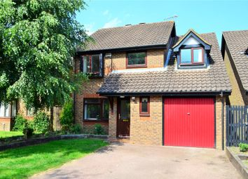 Thumbnail 4 bed detached house to rent in Langshott, Horley, Surrey