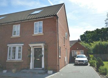 Thumbnail 4 bed semi-detached house for sale in Dakota Drive, Douglas Close, Norwich