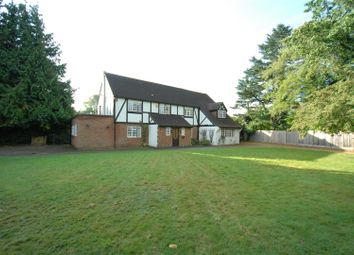 Thumbnail 4 bed cottage for sale in Fir Tree Avenue, Stoke Poges, Slough