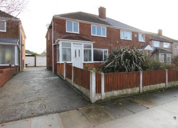 Thumbnail 3 bed semi-detached house for sale in Cookson Road, Thornton-Cleveleys