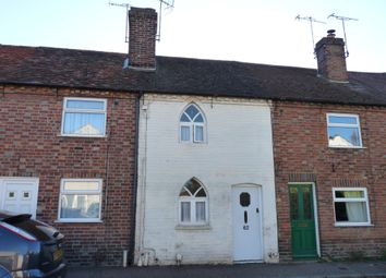 Thumbnail 2 bed terraced house for sale in Hever Road, Hever, Edenbridge