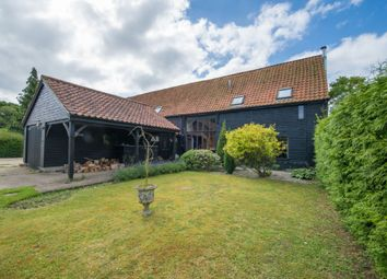 Thumbnail 4 bed semi-detached house for sale in Milden, Ipswich, Suffolk