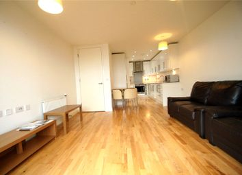 Thumbnail 1 bed flat to rent in Elizabeth House, 341 High Road, Wembley