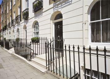 Thumbnail 4 bedroom terraced house to rent in Eaton Terrace, London