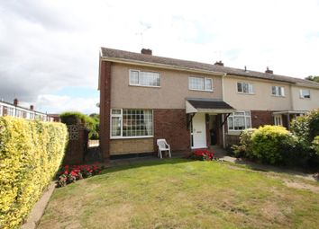 Thumbnail 3 bed end terrace house for sale in St. Georges Road, Atherstone