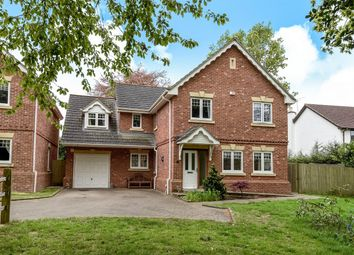 Thumbnail 4 bedroom detached house for sale in Blake Close, Crowthorne, Berkshire