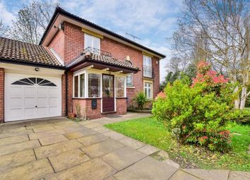 Thumbnail 3 bed link-detached house for sale in Carlton Place, Hazel Grove, Stockport, Cheshire