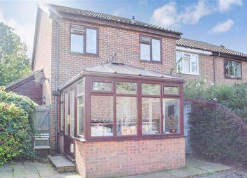 Thumbnail 1 bed semi-detached house for sale in Aspen Way, Tunbridge Wells, Kent