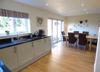 Thumbnail 4 bed detached house for sale in Bowling Green Close, Oakham