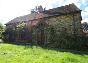 Thumbnail 3 bed cottage to rent in Abinger Lane, Abinger Common, Dorking