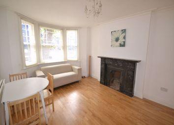 Thumbnail 1 bed flat to rent in Avonmore Road, West Kensington, London