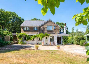 4 bed detached house for sale in Holmwood Corner, Horsham Road, Holmwood, Surrey RH5