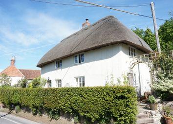 Thumbnail 3 bedroom cottage for sale in Chilbolton, Stockbridge, Hampshire