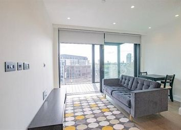 Thumbnail 1 bed flat to rent in Albert Embankment, London