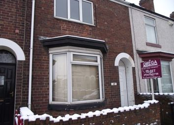 Thumbnail 2 bed terraced house to rent in Urban Road, Doncaster