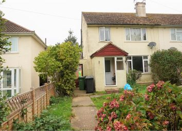 Thumbnail 3 bed semi-detached house for sale in Blackman Avenue, St. Leonards-On-Sea