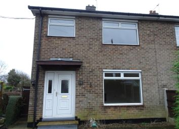 Thumbnail 3 bed semi-detached house for sale in Hayeswood Road, Stanley Common, Ilkeston