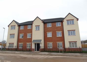 Thumbnail 2 bed flat to rent in Rotary Way, Shavington, Crewe