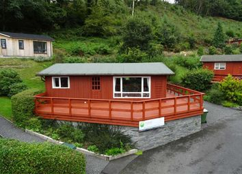 Thumbnail 3 bed detached bungalow for sale in 3, Aberdovey Lodge Park, Aberdovey, Gwynedd