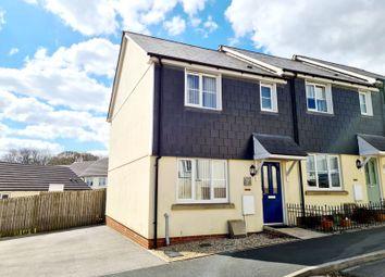 Haye Common Drive, Launceston PL15. 3 bed end terrace house for sale