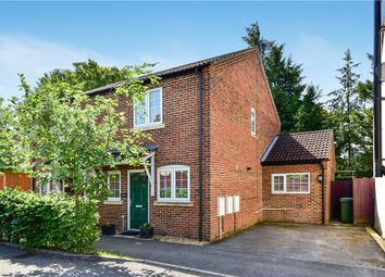 Thumbnail 2 bed semi-detached house for sale in Northfields, Twyford, Winchester