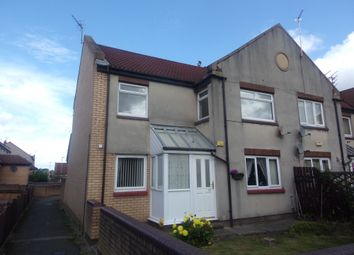 Thumbnail 2 bedroom flat for sale in West Court, Blyth